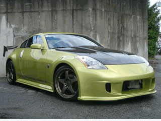 Performance Exhaust Systems >> Nissan 350Z Do-Luck Body Kit | G35 TURBO